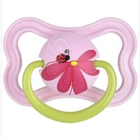 Pacifiers# Baby Pacifier Butterfly Shape Silicone Nipple Feeding Toy Funny Pacifiers Feeder Dummy Bite Teethers Clips