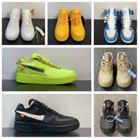 새로운 도매 러너 스 니 커 즈 남성 신발 운동 실행 OwaF 신발 사막 광석 AA7293-200 상자 크기 39-46