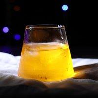 Copos de vinho vidros redondos copos resistentes ao calor beber nórdico Cocktail Cocktail Cocktail Cocktail Champagne Eb5blb