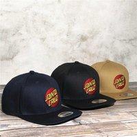 Santa cruz Baseball Cap men sun hat women's hats peaked hip hop flip skateboard Snapback adjustable Casual Outdoor Independent