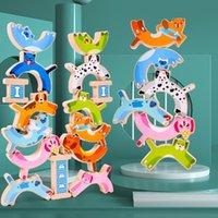 Descompresión Fidget Juguete Hércules Hércules Apilados Música Pila equilibrada Alto juego de escritorio Parental Bloques de construcción Tiktok Toys CCF7622