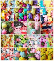 2021DHL Dolls pillow cartoon plush toy love animal holiday creative gift wholesale large discount surprise