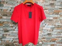 Camiseta para hombre Carta de hombre T-shirt T-shirt para hombre Monopatín de manga corta S-5XL
