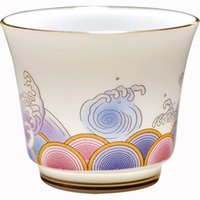 컵 접시 세라믹 작은 물 머그컵 창조적 인 연인 선물 음료 컵 접시 액세서리와 고품질의 고품질 차 그릇 컵