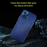 Carbon fiber grain iphone cases for 13 mini pro max case iphone13 X XS XR 11 iphone12 shockproof covers