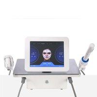 المحمولة 2 في 1 عالية الكثافة التركيز الموجات فوق الصوتية HIFU الوجه الجسم تشديد المهبل آلة رفع الجلد إزالة التجاعيد مع 7 خراطيش