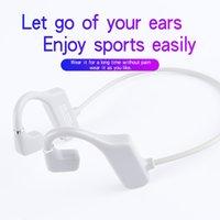 G1 무선 HIFI 스테레오 이어폰 공기 골 뼈 전도 헤드폰 블루투스 5.2 스포츠 음악 이어 버드 IP6 방수