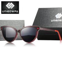 Ретро кошачий глаз магнитный клип на солнцезащитные очки женщин поляризованный UV400 оптические очки для женщин старинные рецептурные очки женские