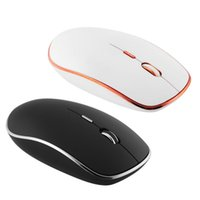 Mice XQ 2.4G Wireless Mouse Slim Silent Computer With Receiver 1800DPI Adjustable Optical Click For PC Laptop