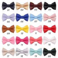 Baby Girls Barrettes Leather Bow Clips Hairpins Bowknot Children Kids Hair Clip Boutique Hair Accessories for toddler