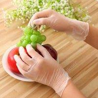 Домашняя работа унисекс одноразовые уборки механика защитные нитриловые перчатки водонепроницаемые домашние чистящие перчатки инструмент поставки DAF211