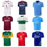 2021 Kerry Galway Dublin GAA JERSEY 21 22 Tyrone Tipperary Retro Cork Classic Home Away Shirt