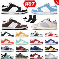【code: OCTEU03】hommes femmes sb dunk casual sneaker chaussures citron goutte noir blanc université bleu côte vert lueur dunks mens trainer