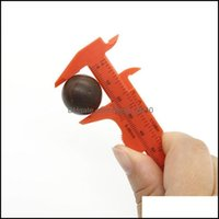 Gauging Tools Measurement Analysis Instruments Office School Business & Industrialportable Mini Caliper Rer Micrometer Gauge 80Mm Length Ver