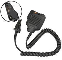 Walkie Talkie KMC-25 Hoparlör Mic Ile Mikrofon KENWOOD NX200 NX300 TK380 TK480 TK3260 TK5210 TK5310 Iki Yönlü Radyo Aksesuarları