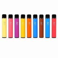 엘프 바 럭스 1500 퍼프 일회용 포드 장치 전자 담배 850mAh 배터리 4.8ml 미리 포장 된 카트리지 vape 스틱 펜 대 퍼프 바 플러스 xxl bang xxl