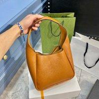 Lady Subarm Bolss Diseñador Letra Color Sólido Color de Alta Calidad Moda Moda Bolsa de Cesta de Vegetales de alta gama WF2012241