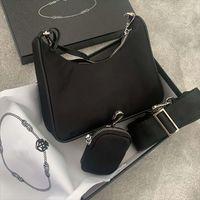 Designer di lusso Borse a tracolla Donne Chest Pack Lady Tote Cains Borse a borse Presbiopic Borsa Messenger Backpack in nylon
