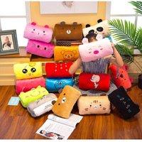Uzun eller sıcak sıcak el yastıklar popüler kışın doldurulmuş oyuncaklar promosyon hediye yumuşak
