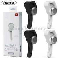 Remax T10 Earhook 무선 스테레오 미니 블루투스 비즈니스 헤드셋 헤드폰 이어폰 핸즈프리 PS3 스마트 폰용 마이크