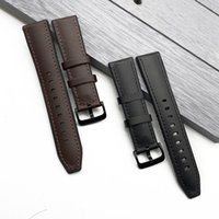 New Genuine Leather Silicone Watch Band Strap For Samsung Galaxy Watch 42 46mm Gear S3 Sport Watchbands Quick Release 20mm 22 mm