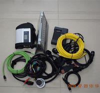 ICOM A2 + B + C PLUS MB STAR C4 Scanner diagnostico auto per BMW / Ben- Automobili 1TB SSD in laptop CF-AX2 ICOM A2 + C4 SD Collega strumento per BMW Car