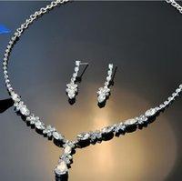 2021 Мода Новые Ювелирные Изделия Кристалл Лошадь Ожерелье для глаз Корейский Свадебный Ювелирные Изделия Ювелирные Изделия Вечернее платье Аксессуары