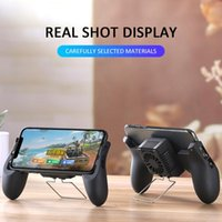 Game Controllers & Joysticks Mobile Phone Cooler Handle Semiconductor Cooling Fan Holder Radiator Gamepad Controller For Xs Max Xr Sa
