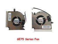 Fan GPU CPU per MSI GE75 MS-17E1 GP75 GE63 GP63 GV63 GE73 GL73 GF75 PAAD06015SL N414 N417 E330800582MC200 N384 E330401250MC200