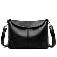 Shoulder Bags Soft Leather Crossbody For Women 2021 Luxury Handbags Designer Female Casual Hand Bag Bolsos De Mujer