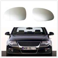 Per VW Passat B6 CC 3C R36 TDI TFSI TSI 2006 2007 2009 2009 2010 2011 Auto-styling specchio vetro specchio riscaldato