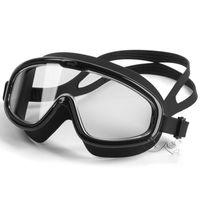 Equipment Sports & Outdoors2021 Big Frame Hd Waterproof Anti-Fog Swimming Glasses Universial Diving Goggles Swim Eyewear Drop Delivery 2021