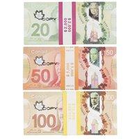 Prop Money cad canadian party dollar canada banknotes fake notes movie props