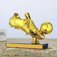 Лучший стрелок-премию Golden Trophy Cup футбол футбол сувениры награды лучший игрок подарок свободный печать 25 х2