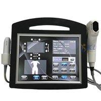 2IN1 Hifu Vmax Radar Carving fat loss face lifting 3D 4D Ultra Therapy Skin Tightening Hifu Machine