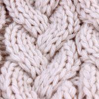 Hair Accessories 2Pcs Mother Kid Baby Child Hats Warm Winter Knit Beanie Cute Mom Crochet