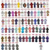 209 renkler desen baskı chapstick tutucu anahtarlık kız chapstick parti için ruj anahtarlık Sevgililer hediye
