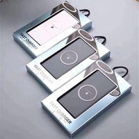 Универсальный 10000 мАч Портативный Power Bank Qi Беспроводное зарядное устройство для всех смартфонов iPhone X XS Max Samsung Xiaomi Huawei Powerbank Мобильный телефон