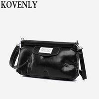 Evening Bags Winter Pillow For Women 2021 Large Waterproof Soft Eiderdown Handbag Shoulder Bag Cotton Hand Clutches Purse1