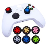 Tyre Silicone Thumbsticks Cap Thumb stick Caps Joystick Cover Grips for PS3 PS4 PS5 XBOX ONE  360 Controllers 100PCS LOT