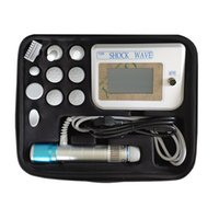 Full Body Massager Portable Physical Therapy Equipment ED Electromagnetic Extracorporeal Shock Wave Machine