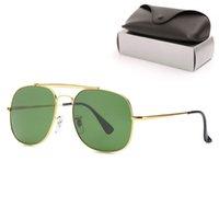 جودة عالية المرأة نظارات الزجاج عدسة الفاخرة رجل نظارات الشمس uv حماية الرجال مصمم النظارات المعدنية المفصلي أزياء النساء نظارات مع الصندوقات الأصلية S561