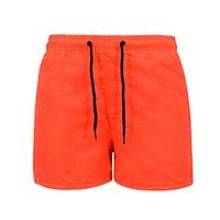 Pantalon pour hommes Swing Shorts Summer Plus Taille Targe Séchage rapide Fast-Séchage Plage Trunks Casual Sports Short Swimsuit Beach Habillage S-4XL