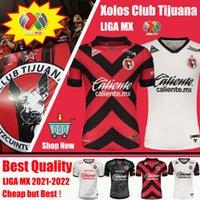 2021 2022 Xolos de Tijuana Soccer Jerseys 20 21 22 Special Edition Jersey Camisa Futebol Liga MX Home Away Dritter Thailand Kit Fussball Hemden