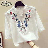 womens tops and blouses women shirts white blouse plus size ...