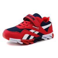 Athletic Kids Shoes Sneakers Boys Footwear D028
