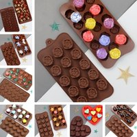 Newest Home Silicone Ice Mold Funny Candy Biscuit Ice Mold Tray Bachelor Party Jelly Chocolate Cake Mold Household Baking Tools Mould ZC124