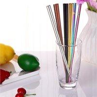 1 пара из нержавеющей стали для палочек из нержавеющей стали Металлические палочки посуды Серебряное золото многоцветные свадьбы фестиваль # J20
