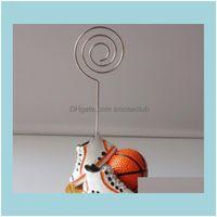 Diğer Etkinlik Festival Malzemeleri Ev Garden100pcs Moda Tasarım Reçine Basketbol Yeri Kart Sahibinin Spor Temalı DüğünParty Bir