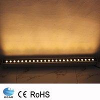0.3m 6 W LED Wall Wall Landsing Light AC 85V-265V 12V 24V Luzes Ao Ar Livre Wallwasher Lâmpada Lâmpada Lâmpada 30cm